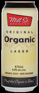 Mill Street Original Organic Lager 473 ml