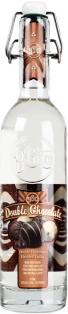 360 Double Chocolate Flavoured Vodka 375 ml