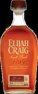 Heaven Hill Distillers Elijah Craig Small Batch Kentucky Straight Bourbon Whiskey 750 ml