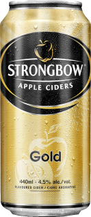 Strongbow Gold 440 ml