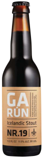 Garun Icelandic Stout 330 ml