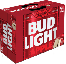 Bud Light Apple 12 x 355 ml