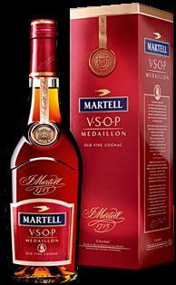 Martell 300 VSOP Medaillon Old Fine Cognac 750 ml