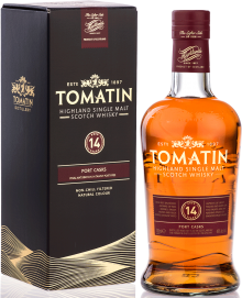 Tomatin 14 Year Old Highland Single Malt Scotch 750 ml