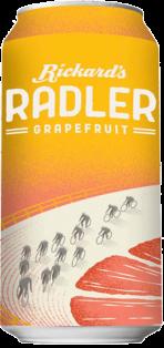 Rickard's Radler 473 ml