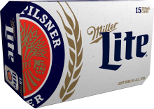Miller Lite 15 x 355 ml