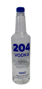 204 Spirits Vodka 750 ml