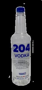 204 Spirits Vodka 750 ml