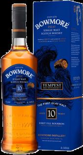 Bowmore Tempest Small Batch Release VI 10 Year Islay Single Malt Scotch Whisky 700 ml