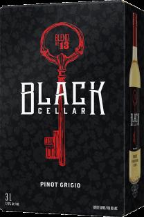 Black Cellar Blend 11 Pinot Grigio 3 Litre