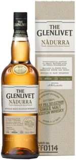 The Glenlivet Nadurra First Fill Selection Single Malt Scotch Whisky 750 ml