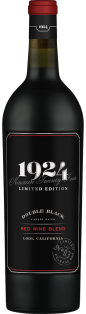 Gnarly Head 1924 Double Black Limited Edition Red Blend 750 ml