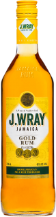 J Wray Jamaica Gold Rum 750 ml