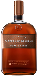 Woodford Reserve Double Oaked Bourbon Whiskey 750 ml