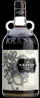 The Kraken Black Spiced Rum 1.75 Litre