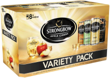 Strongbow Variety Pack 8 x 440 ml