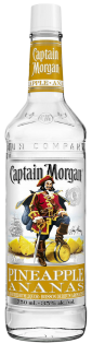 Captain Morgan Caribbean Pineapple Rum 750 ml