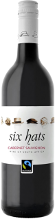 Six Hats Cabernet Sauvignon 750 ml
