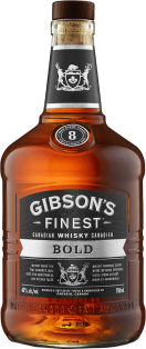 Gibson's Finest Bold 8 YO 750 ml