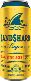 Brick Brewing Landshark Premium Lager 473 ml