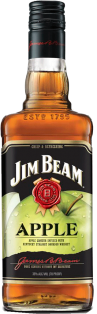 Jim Beam Apple Kentucky Straight Bourbon Whiskey 750 ml