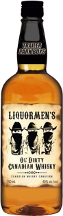 Liquormens Ol Dirty Canadian Whisky 750 ml