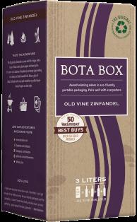 Bota Box Old Vine Zinfandel 3 Litre