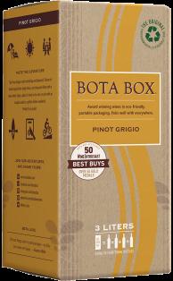 Bota Box Pinot Grigio 3 Litre