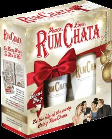 RumChata Liqueur Gift Pack 750 ml