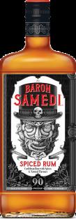 Baron Samedi 90 Proof Spiced Rum 750 ml