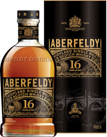 Aberfeldy 16 Year Old Highland Single Malt Scotch Whisky 750 ml