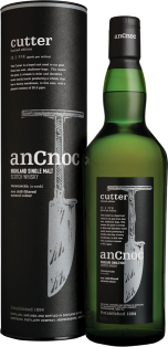 Ancnoc Peaty Cutter Highland Single Malt Scotch Whisky 700 ml