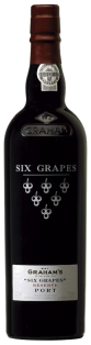 Graham's Six Grapes Reserve Port 750 ml