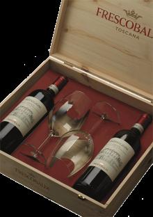 Marchesi di Frescobaldi Castiglioni Chianti DOCG Gift Pack 2 x 750 ml