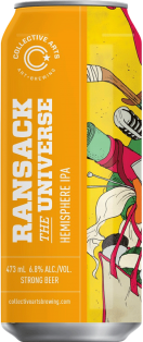 Collective Arts Brewing Limited Ransack The Universe Hemisphere IPA 473 ml