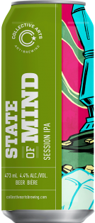Collective Arts State of Mind Session IPA 473 ml