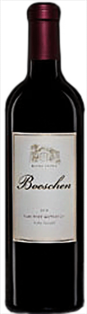 Boeschen Vineyards Estate Petit Verdot 2013 750 ml