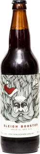 Bridge Brewing Sleigh Booster Imperial Red Ale 650 ml