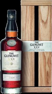 The Glenlivet XXV 25YO Single Malt Scotch Whisky 750 ml