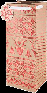 Kraft Sweater Gift Bag
