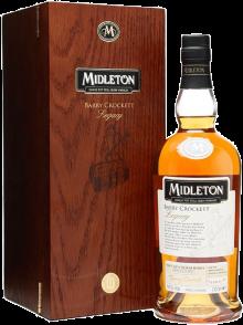 Midleton Barry Crockett Legacy Single Pot Still Irish Whiskey 750 ml