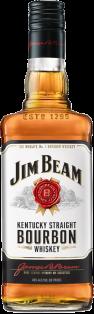 Jim Beam Kentucky Straight Bourbon Whiskey 750 ml