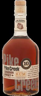 Pike Creek Double Barrel Canadian Whisky 750 ml