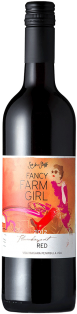 Sue Ann Staff Estate Winery Fancy Farm Girl Flamboyant Red VQA 750 ml