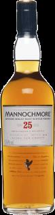Mannochmore 25 Year Speyside Single Malt Scotch Whisky 750 ml