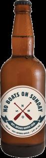 No Boats On Sunday - Apple Cider 500 ml