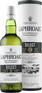 Laphroaig Select ISLAY Single Malt Scotch Whisky 750 ml