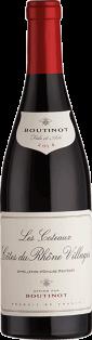 Boutinot Les Coteaux Cotes du Rhone Villages AOP 750 ml