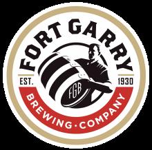 Fort Garry Brewing Nick's Porter Growler 1.89 Litre