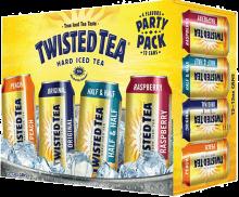Boston Beer Company Twisted Tea Mixed-up 12 x 355 ml